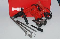 HILTI TE-72 Bohrhammer/Garantie+großes Zubehörpaket