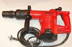 HILTI TE-72 Bohrhammer ohne Koffer/Generalüberholt! GarantieRechnung+2 x Meißel
