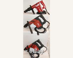 Hilti-Reparaturservice für Bohrhammer und Meißelhammer