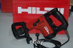 Hilti-TE504 Meißelhammer/Rechnung+Garantie+1A- Zustand+Zubehör