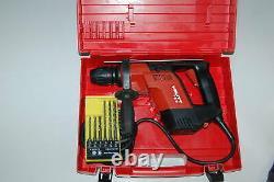 Hilti-TE5 Bohrhammer im Koffer /1 A-Zustand+Rechnung+Garantie+Bohrerkasette