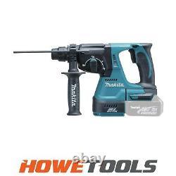 MAKITA DHR242Z 18v 3 function hammer SDS plus