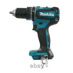 Makita 18v DLX2283 Brushless Kit DHP485 Hammer Drill DTD153 Impact Driver Bare