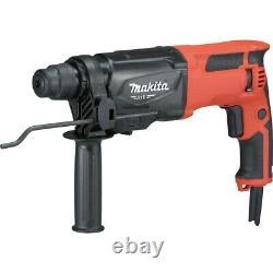 Makita 240v SDS + 3 Mode Rotary Hammer Drill 26mm Includes Chuck, Adaptor, Case