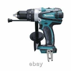 Makita DHP458Z 18v Combi Drill 18v Cordless Hammer Drill Body Only