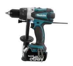 Makita DHP458 18V Cordless Combi Hammer Drill (Bare Unit)