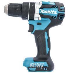 Makita DHP484Z 18v LXT Li-ion Cordless Brushless Combi Hammer Drill Body Only