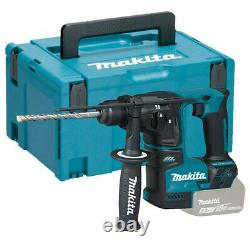 Makita DHR171Z 18V Cordless Brushless SDS+ Rotary Hammer Drill with Case + Inlay