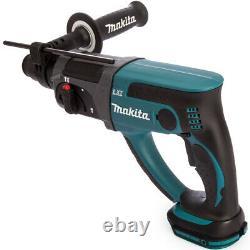 Makita DHR202Z 18V LXT Li-Ion Cordless SDS+ Rotary Hammer Drill Body Only