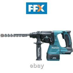 Makita DHR242Z 18V LXT Li-ion Brushless Rotary Hammer SDS+ Drill Bare Body Only