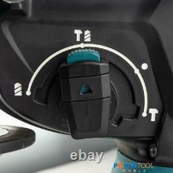Makita DHR242Z 18v 24mm SDS+ Plus Brushless Cordless Rotary Hammer Drill Body On