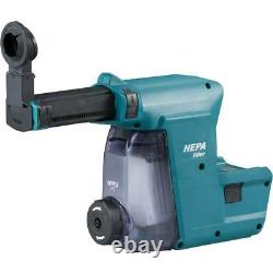Makita Dust Extractor Add On For Sds Hammers Dhr242 Dx06