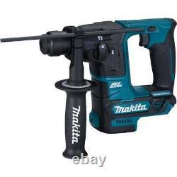 Makita HR166DZ 10.8v Sds Drill Cordless Hammer Drill Body Only CXT slide battery
