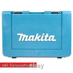 Makita HR2470 Bohrhammer 780 W Hammer Bohrer für SDS-PlUS 24 mm inkl. Transportk