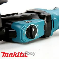 Makita HR2630 26mm SDS Plus 3 Mode Rotary Hammer Drill 240v With Carry Case