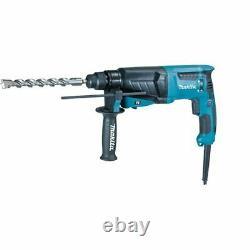 Makita HR2630 3 Mode SDS+ Rotary Hammer Drill 240V