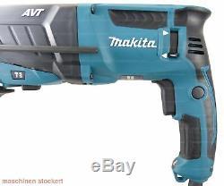 Makita HR2631FT13 Bohrhammer SDS Aufnahme, Nachfolger von Makita HR2611FT13