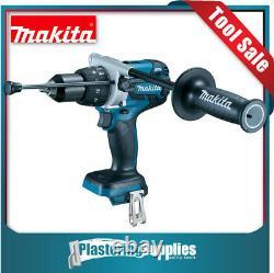 Makita Hammer Driver-Drill 18V LXT Li-Ion Brushless Cordless DHP481 Aust Model