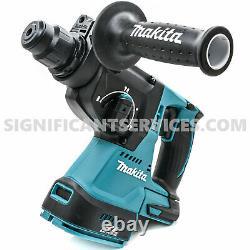 Makita XRH01Z 1 18 volt LXT SDS plus Brushless concrete Rotary Hammer Drill