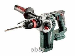 Metabo KHA18LTXBL24 Quick 18v LTX Cordless SDS Hammer Drill Bare Unit Meta-Box