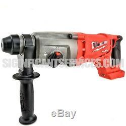 Milwaukee 2713-20 M18 FUEL 1 SDS Plus D-Handle 5.0 Ah Rotary Hammer Drill Kit