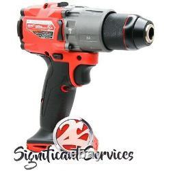 Milwaukee 2804-20 M18 18V FUEL 1/2 Lithium Ion 2.0 Ah Hammer Drill/Driver Kit