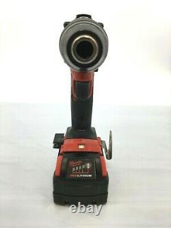 Milwaukee 2804-22 M18 FUEL ½ Hammer Drill/Driver Brushless Kit GR