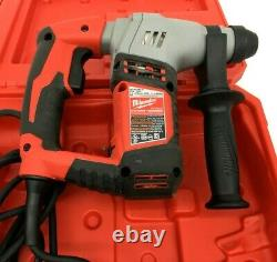 Milwaukee 5263-21 5/8 Corded SDS Plus Rotary Hammer Drill LN