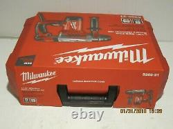 Milwaukee 5268-21 1-1/8 SDS-Plus Rotary Hammer Corded KIT, NISB FREE SHIPPING