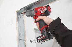 Milwaukee M12fpdxkit-602x Hammer Drill Kit Multi Head 4933464189 M12