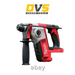 Milwaukee M18BH-0 18v M18 Rotary Compact SDS Hammer Drill Body Only