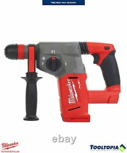 Milwaukee M18CHX-0 M18 Brushless Fuel SDS+ Hammer Drill & Chisel 18V Body Only