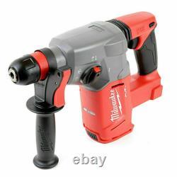 Milwaukee M18CHX-0 M18 Fuel SDS-Plus Brushless Hammer Drill