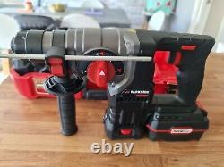 Parkside Performance 20v 4amp Battery Brushless Hammer Drill Warranty Invoice