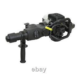 Petrol Hammer Drill 2-Stroke 1kw Rotary Breaker Demolition Jackhammer Heavy Duty