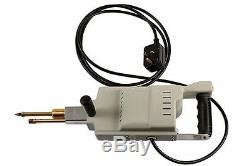 Power-tec 92436 Weld Slide Dent Puller Slide Hammer Welder Combined Tool