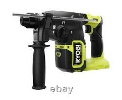 RYOBI 18V ONE+ HP Brushless Cordless 1-inch SDS Rotary Hammer (Tool-Only)