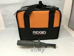 Ridgid9205 Brushless 18v Cmpct Hammer Drill/driver +3spd Impct Driv Kit N