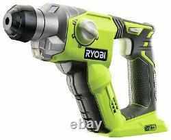 Ryobi ONE+ R18SDS-0 SDS 18V Hammer Drill Bare Tool