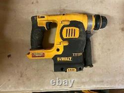 Used DeWalt DCH253N 18v XR Li-ion SDS+ Plus Rotary Hammer Naked Body Only