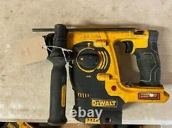 Used DeWalt DCH253N 18v XR Li-ion SDS+ Plus Rotary Hammer Naked Body Only 8