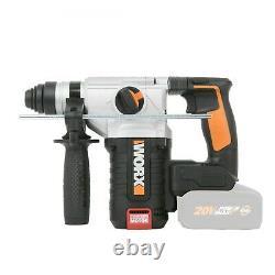 WORX WX380.9 18V (20V MAX) Cordless Brushless 2.0KG Rotary Hammer Body Only
