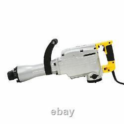 1800w Electric Demolition Hammer Breaker Jack Drill Concrete Hammer Power Tool