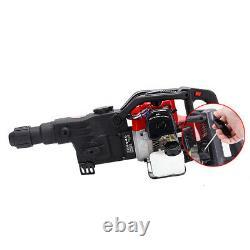 2 Coup Jack Hammer Béton Disjoncteur Perceuse Punch Ciseau Bit Ensemble D'outils De Puissance