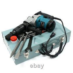 3000bpm 1-1/2 Démolition Électrique Jack Hammer Béton Disjoncteur Avec Des Bits Chiels