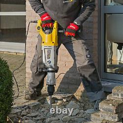 Abbruchhammer Sds-max Bohrhammer Meißelhammer Stemmhammer + 2 Meißel + Bohrer