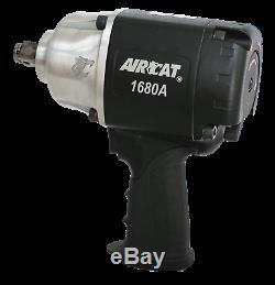 Aircat 1680-a 3/4 Xtreme Devoir Double Marteau Clé À Chocs