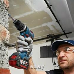 Bosch 18v Gsb18v-60c Brushless Combi Hammer Perceuse Gsb18v60c Metal Chuck Bare