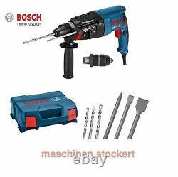 Bosch Bohrhammer Gbh 2-26 F! Aktion +3 Meißel+3 Bohrer IM Handwerkerkoffer