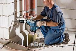 Bosch Bohrhammer Gbh 5-40 Dce + Meißel + Vollservice-gutschein Bt-lautsprecher